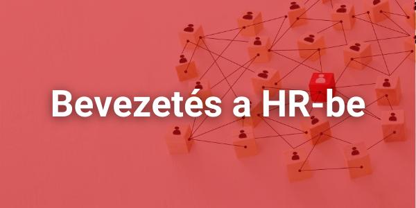 Bevezetés a HR-be