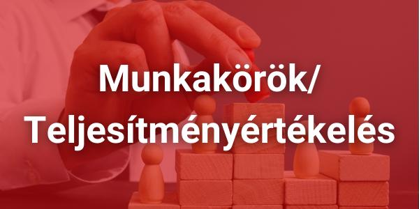 Munkakörök/ Teljesítményértékelés